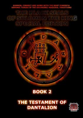 black seals of solomon the testament of belial d 230 monic