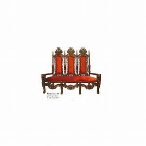 Fauteuil 3 Places : fauteuil trone 3 places ~ Teatrodelosmanantiales.com Idées de Décoration