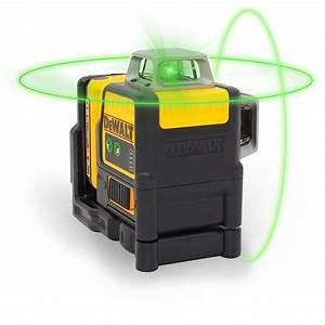 DEWALT 12-Volt-MAX Lithium-Ion 2 x 360 Line Laser-DW0811LG