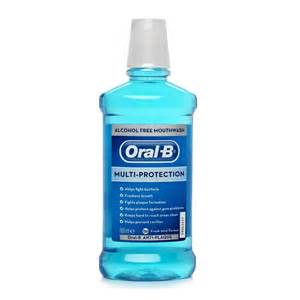 Oral-B Mouth Rinse
