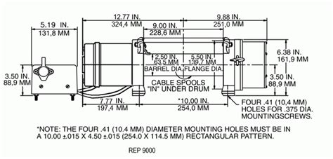 Ramsey Winch Switch Wiring Diagram by Ramsey Winch Wiring Diagram Wiring Diagram And Schematic