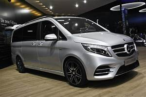 Mercedes Classe V Amg : new mercedes benz v class takes some amg fashion lessons ~ Gottalentnigeria.com Avis de Voitures