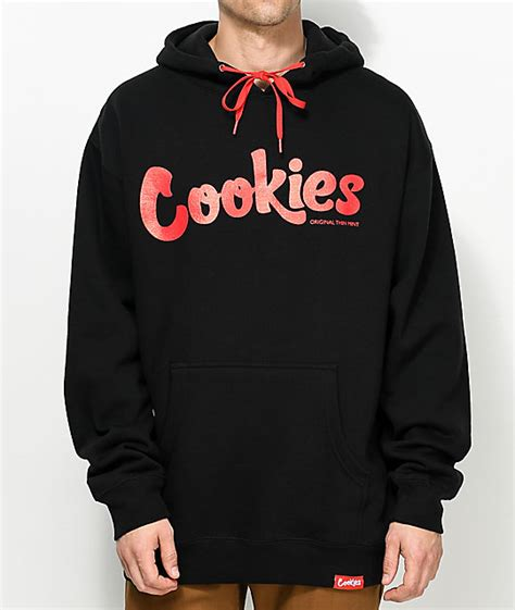cookies sweater cookies thin mint black hoodie by cookies