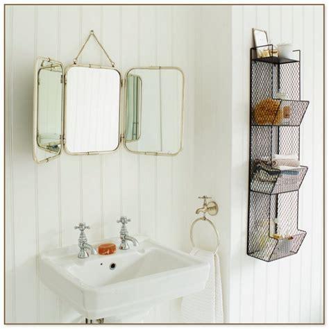 Tri Fold Bathroom Mirror