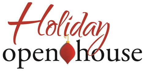 holiday open houses are back in season martin city