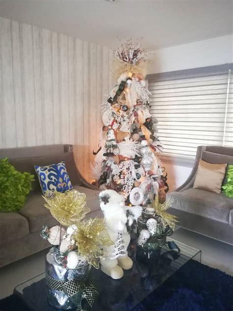 como decorar una casa de infonavit en navidad  imagenes