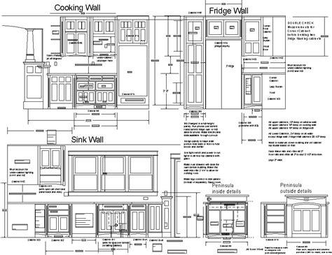 kitchen cabinet layout plans kitchen plans pete brown s 10rem net 5554