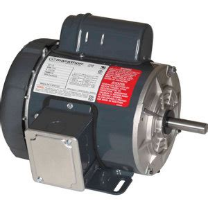 Electric Motor Supply by Marathon Electric Farm Duty Shop Motor 1 2 Hp At Tractor