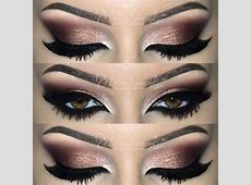 Glitter Smokey Eye Makeup Makeup Vidalondon
