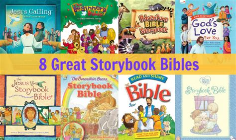 best bible storybook for faithgateway 244 | 8 storybook bibles