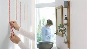 Fixer Étagère Sans Percer : exploiter les murs de la salle de bains sans faire de trou ~ Melissatoandfro.com Idées de Décoration