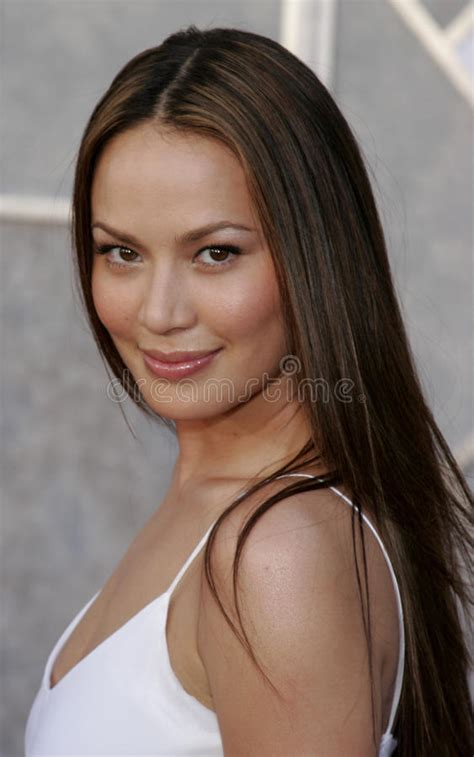 Moon Bloodgood editorial stock photo. Image of states - 77946978