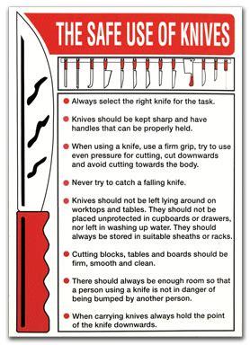 safe   knives direct signs