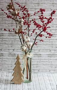 Deko Zweige Rote Beeren : 44 diy deko ideen f r ihre originelle weihnachtsdekoration ~ Sanjose-hotels-ca.com Haus und Dekorationen