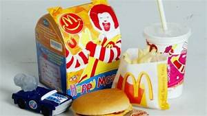 McDonald's 'healthy' Happy Meals is a plaster on the real ...
