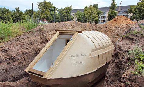 Kellerbau Aus Stein Oder Beton by Erdkeller Selbst De