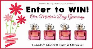 Mother's Day Fragrance Giveaway 2017 (Ended) | Beauty2Makeup