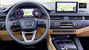 2016 Audi A4 Sedan Quattro (B9 generation) Interior Design ...