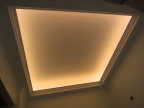 Coffered Ceiling Cove Lighting