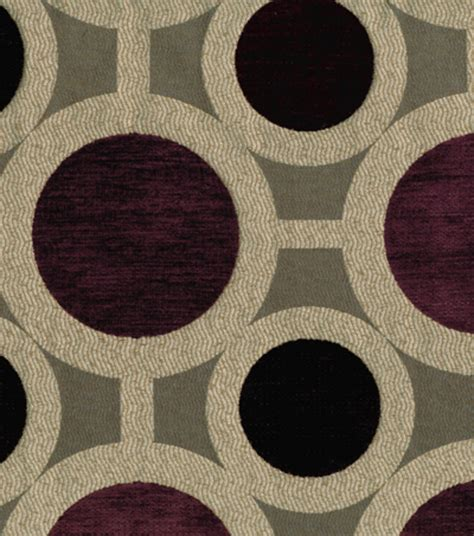 Upholstery Material by Upholstery Fabric Richloom Studio Conspiracy Mulberry