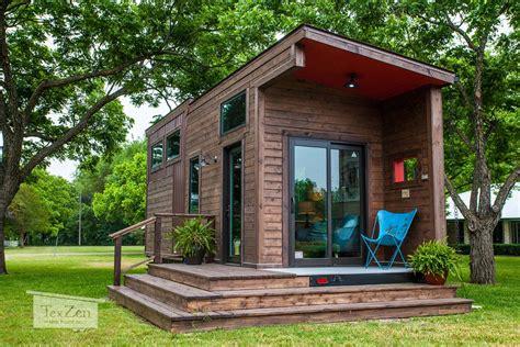 Small Homes : Single Loft By Texzen Tiny Home Co.-tiny Living