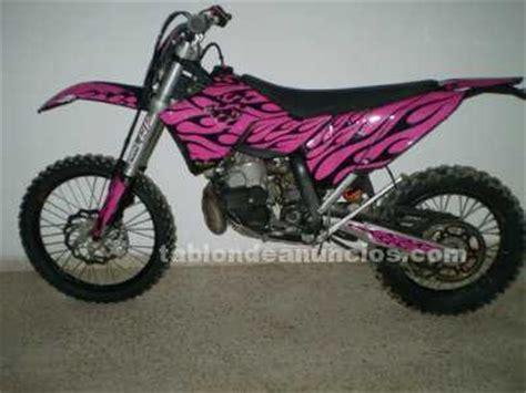 tablon de anuncios ktm exc  rosa motos segunda mano