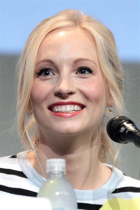 Janine K Makeup Candice King Wikipedia