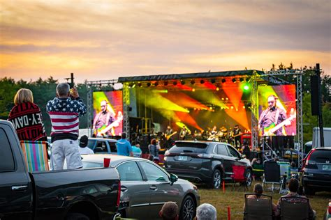 Concerts return in New Hampshire with Drive-In Live ...