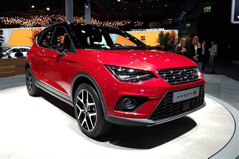 seat arona suv prices specs  release date carbuyer