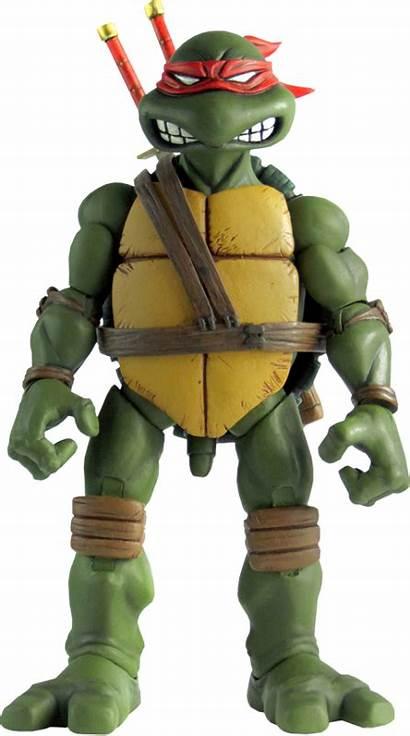 Tmnt Leonardo Figure Scale Collectible Comic Action