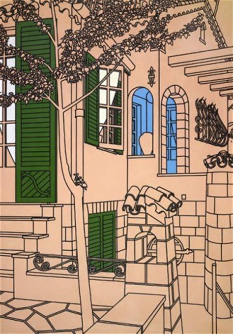 History of Art: Patrick Caulfield
