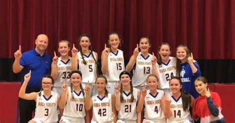 grade girls basketball okaw tournament results