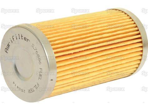 s 76886 fuel filter element for ford new kubota massey ferguson yanmar iseki