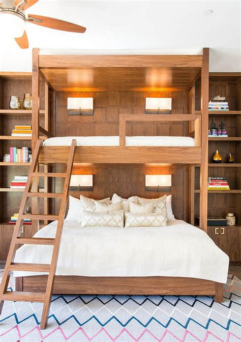 adult bunk beds   design  architectural digest