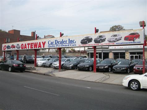 Gateway Car Dealer Inc In Jamaica, Ny 11432
