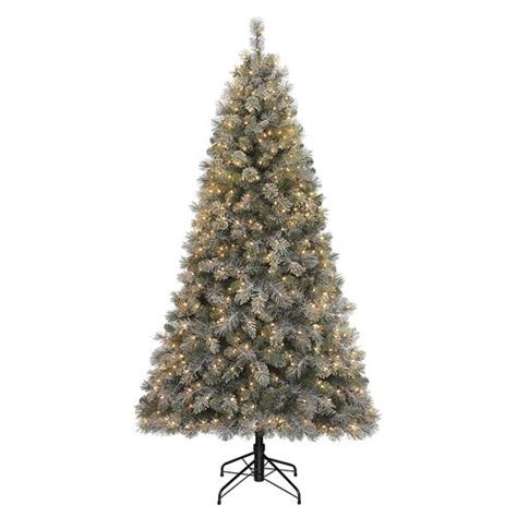 menards artificial trees enchanted forest 174 7 5 prelit lakeside spruce artificial tree at menards 174