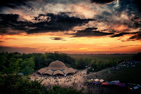 ozora festival  big guy small world