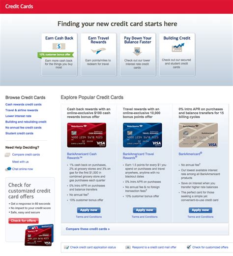 Please enter your zip code we realize that what you desire in a credit card may be different from what other customers want. Top 3,511 Reviews and Complaints about Bank of America