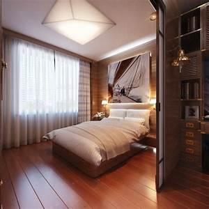 Bild Fürs Schlafzimmer : modernes schlafzimmer interieur einrichtung f r reise ~ Michelbontemps.com Haus und Dekorationen