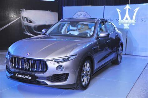 Naza Italia Maserati Levante