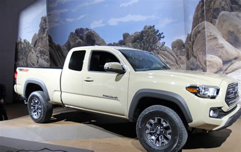 2019 Toyota Tacoma Diesel Review, Price, Engine Import