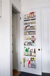 best 25 door spice rack ideas on pinterest door With organize your stuff with over door storage