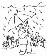 Weather Coloring Sunny Pages Printable Getcolorings Print sketch template