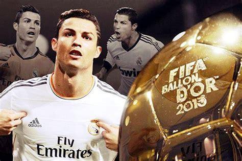 cristiano ronaldo wins  ballon dor sports unbiased