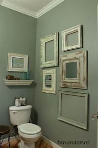 Powder Room, Take Two {2nd Budget Makeover REVEAL!} - The