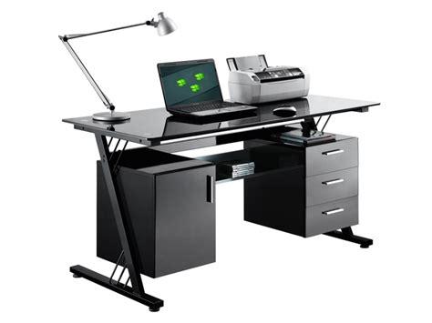 bureau avec retour pas cher bureau vente unique bureau calydon avec rangements