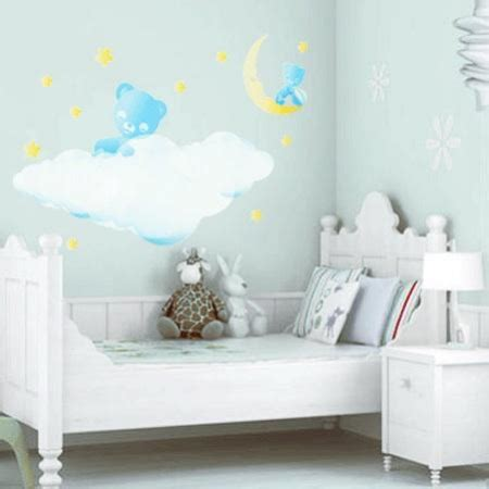 stickers chambre bébé ourson stickers chambre bb ourson stickers muraux citations de
