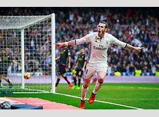 Gareth Bale scores first goal since returning from injury