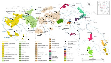 Loire Valley Wine Wikiwand