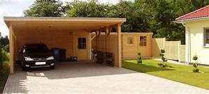 Anbau Geräteschuppen Holz : carports woodline schwerin ~ Michelbontemps.com Haus und Dekorationen